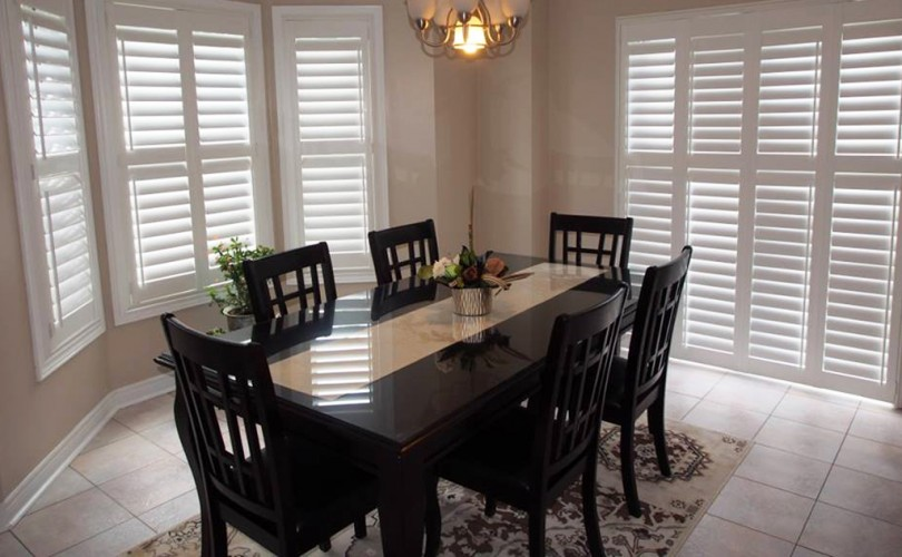 Toronto Home Improvement California Vinyl Shutters